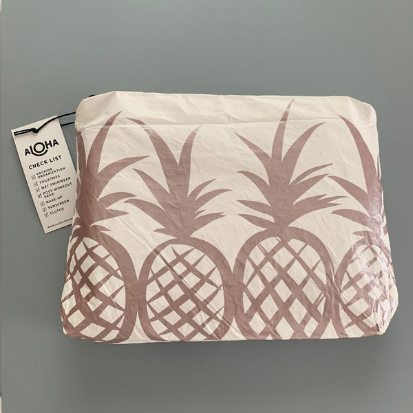 Aloha Collection: Small Rose Gold Pineapple
