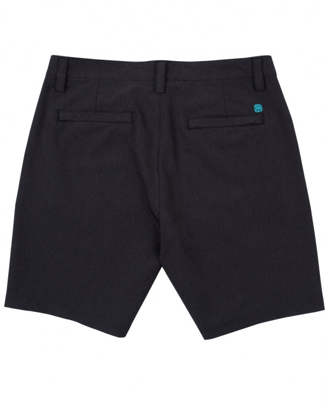 Tori Richard: Surf n Turf Shorts Black