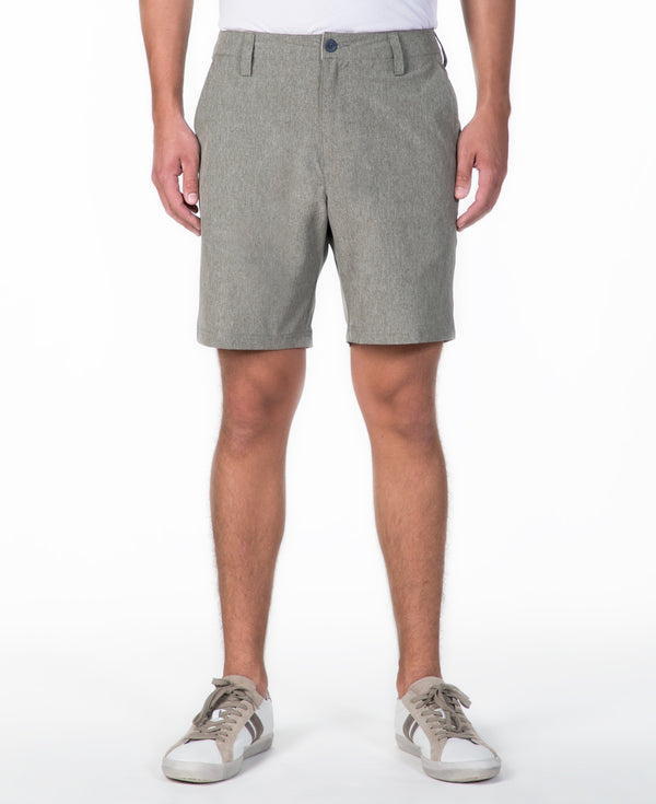 Surf n Turf Shorts Olive