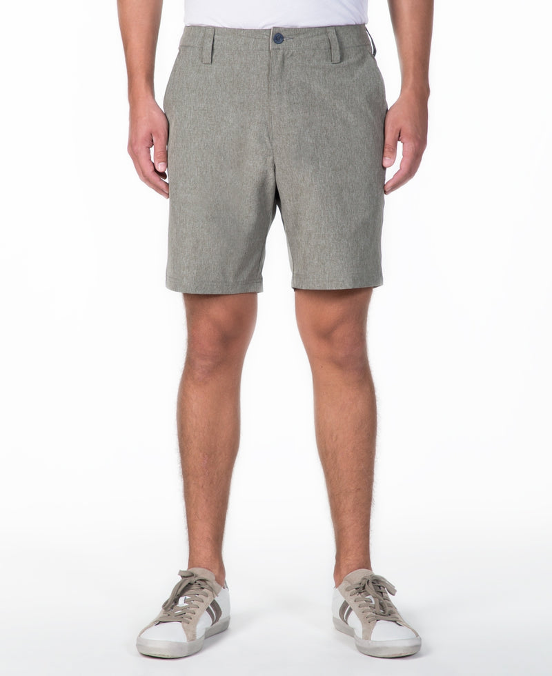 Tori Richard: Surf n Turf Shorts Olive