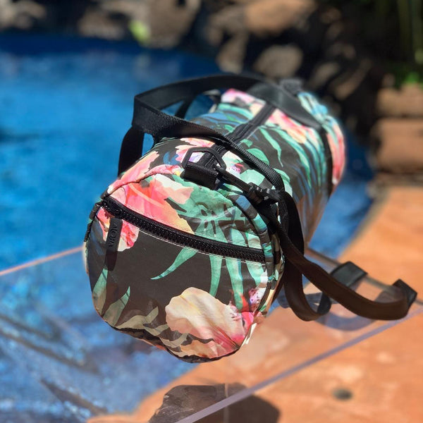 Aloha Collection: Duffle With Love From Paradise Hibiscus Mini