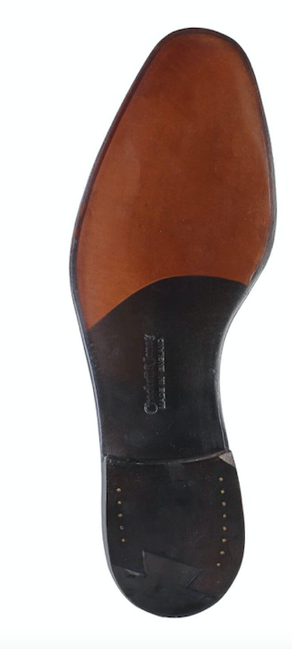 Crockett & Jones Oak Bark Tanned Handgrade Collection Sole
