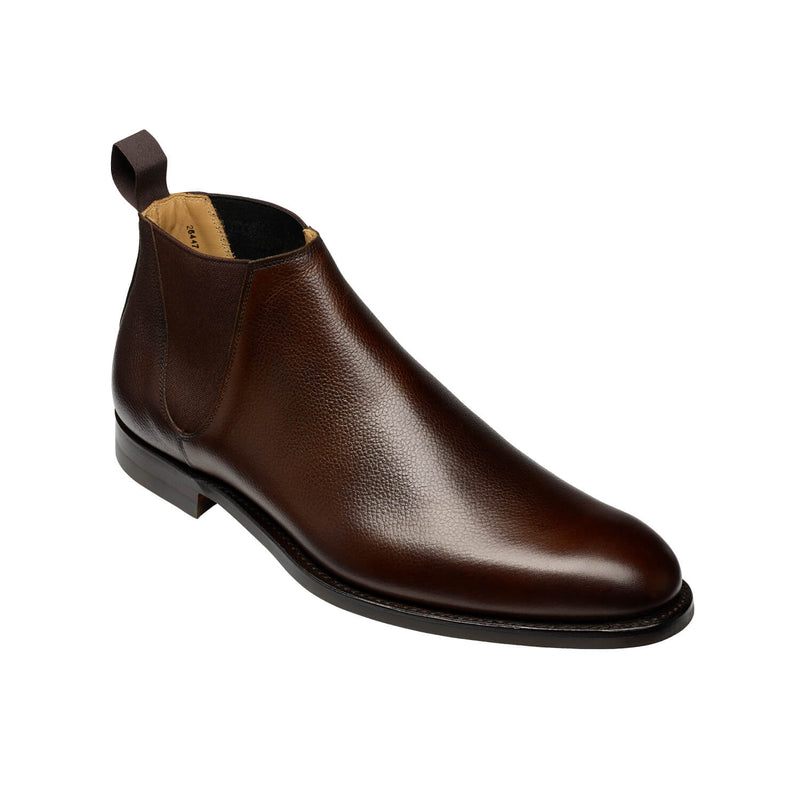 Cranton Dark Brown Pebble Grain, Crockett & Jones