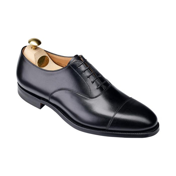 Connaught II Black Calf