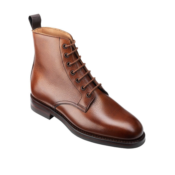 Barnwell II tan scotch country grain