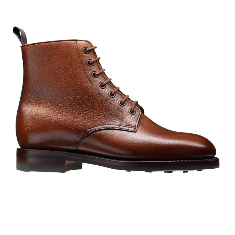 Barnwell II tan scotch country grain, Crockett & Jones