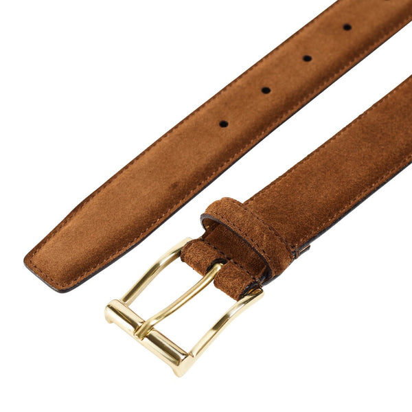 Belt Tobacco Suede