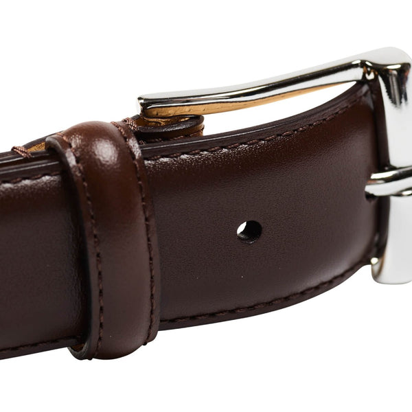 Belt Dark Brown Calf