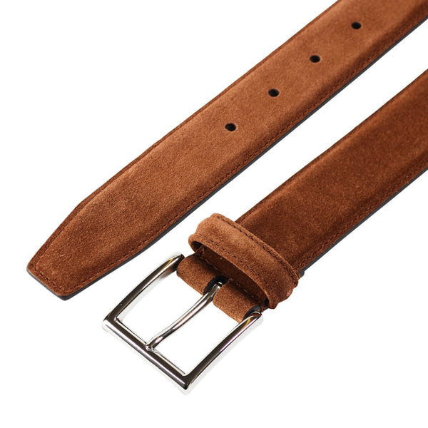 Crockett & Jones Belt in Polo Suede
