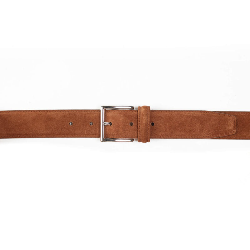 Belt Polo Brown Suede