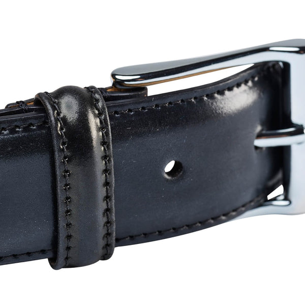 Belt Black Cordovan