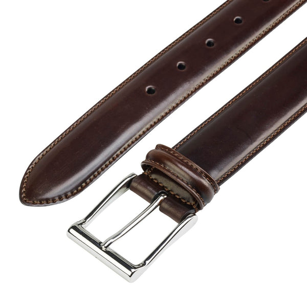 Belt Dark Brown Cordovan