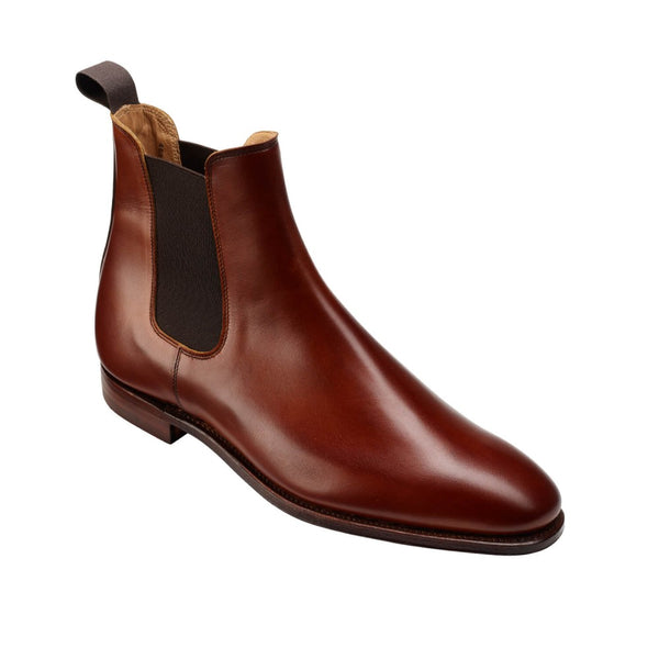 Bonnie Chestnut Calf, Crockett & Jones