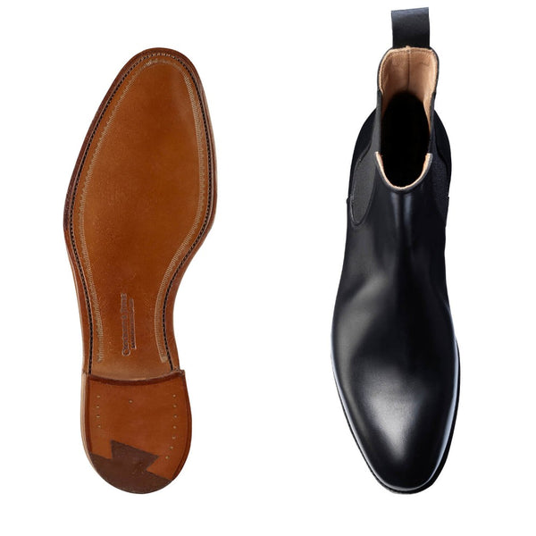 Bonnie black calf, Crockett & Jones