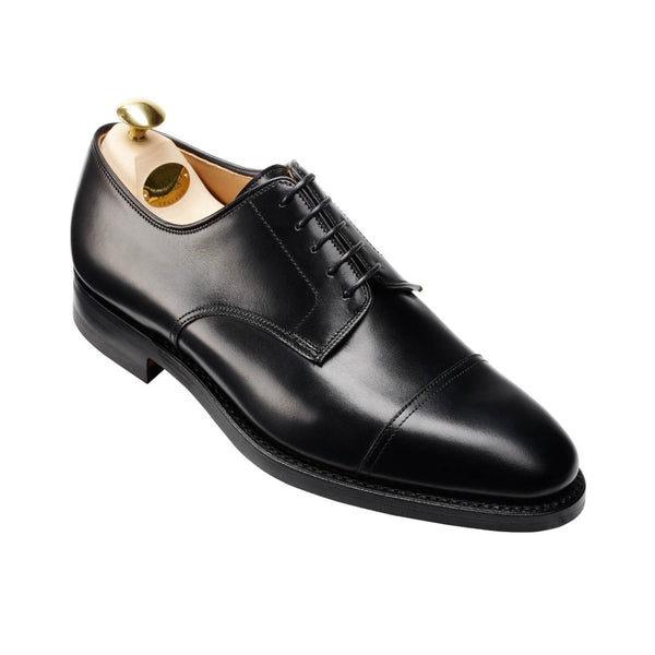 Bradford Black Calf G - vidd, Crockett & Jones