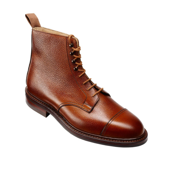 Coniston Tan Scotch Country Grain, Crockett & Jones