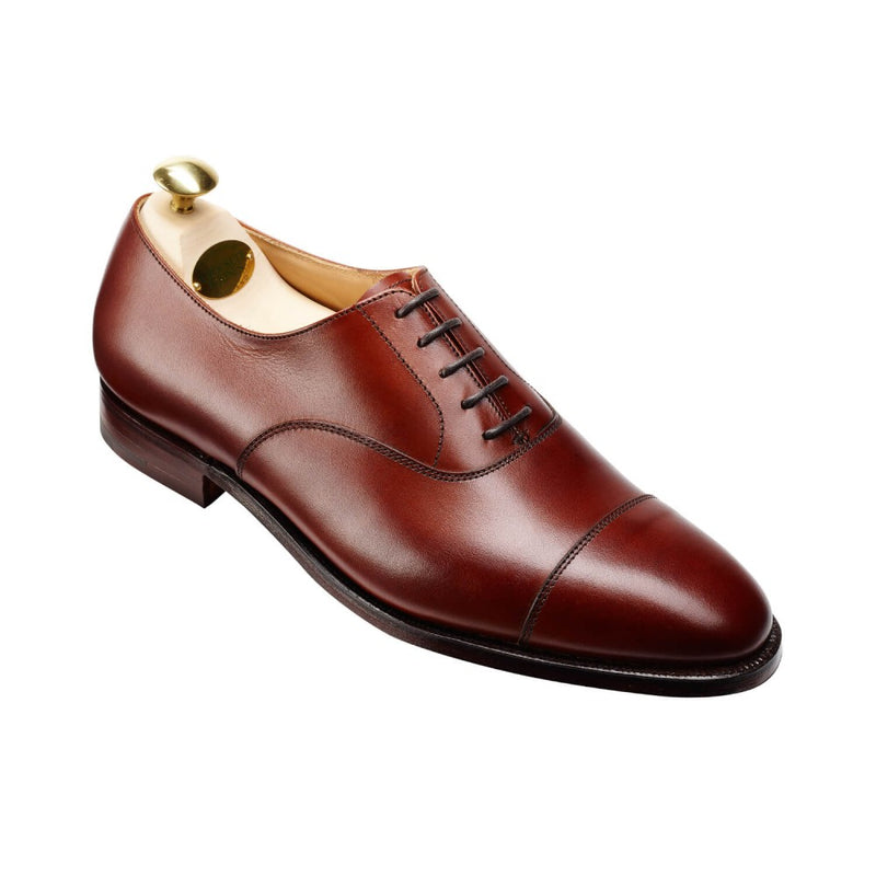 Connaught Chestnut Burnished Calf