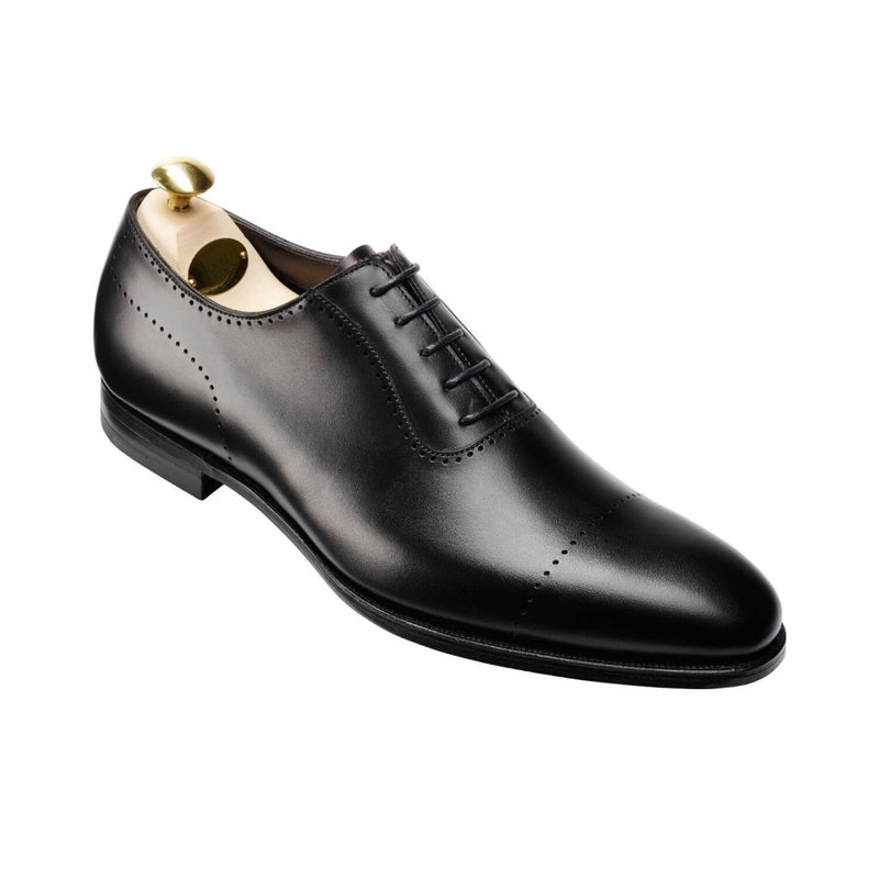 Courtenay Black Calf, Crockett & Jones