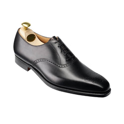 Edgware Black Calf, Crockett & Jones