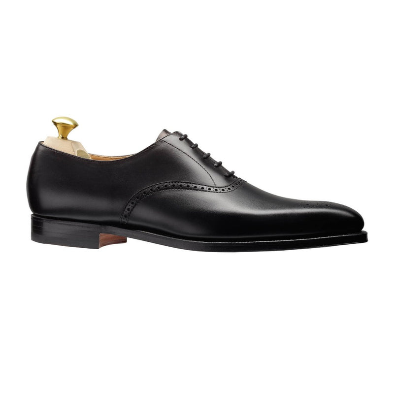 Edgware Black Calf ,Crockett & Jones