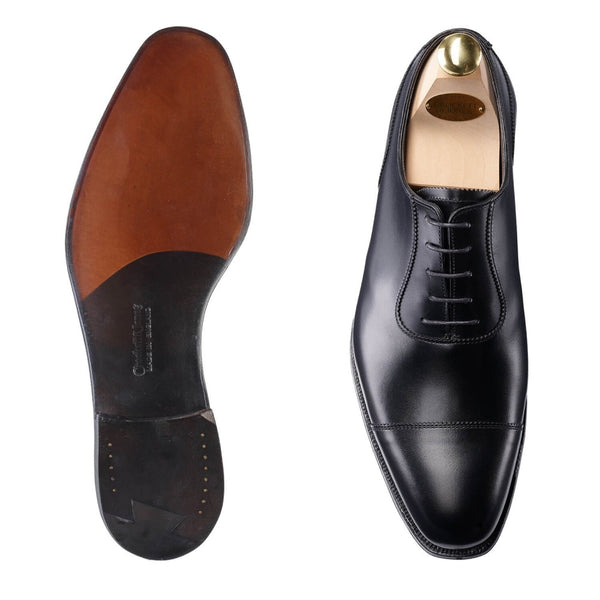 Egerton Black Calf, Crockett & Jones