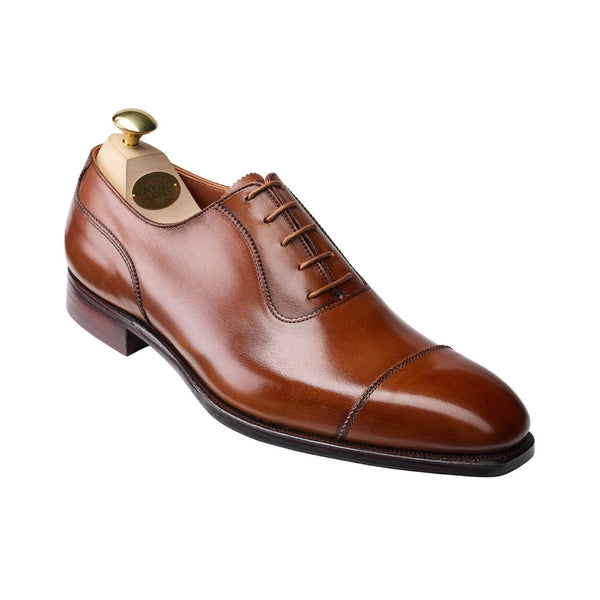 Egerton Tan antique Calf