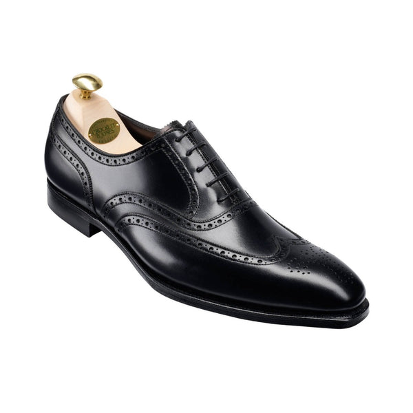 Fairford Black Calf, Crockett & Jones