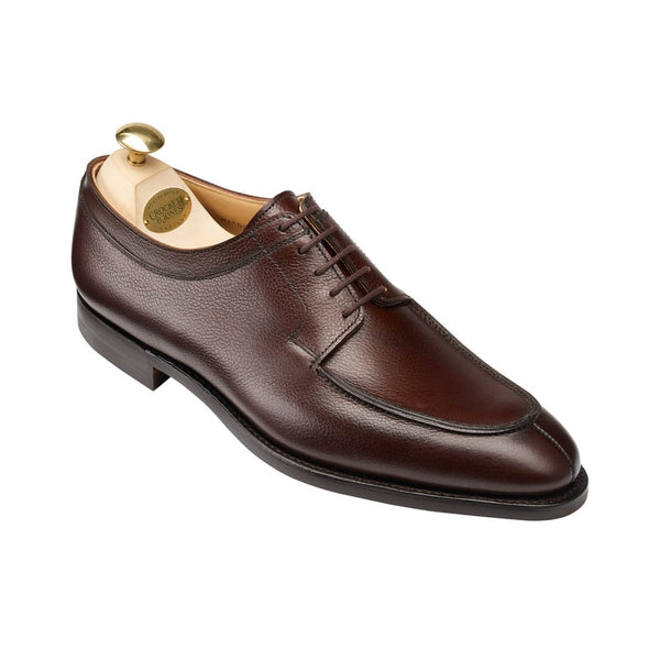 Hardwick Dark Brown Pebble Grain, Crockett & Jones