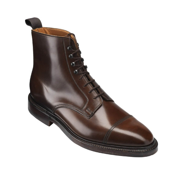 Very dark brown Cordovan