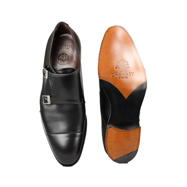 Holyrood Black Calf, Joseph Cheaney & Sons