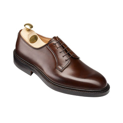 Lanark III Dark Brown Burnished calf