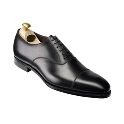 Lonsdale Black Calf, Crockett & Jones