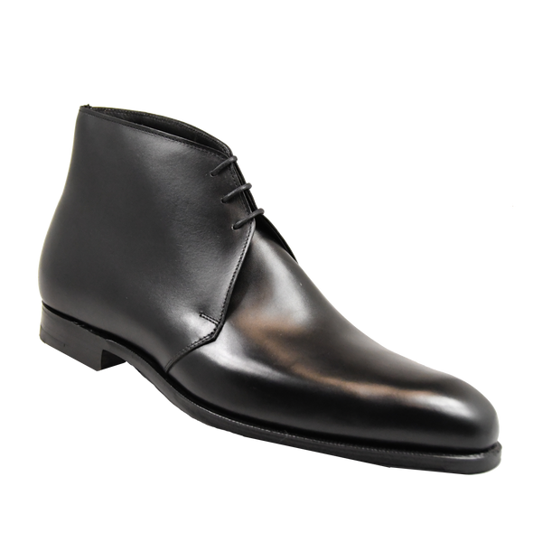 Millbank Black Calf, Crockett & Jones