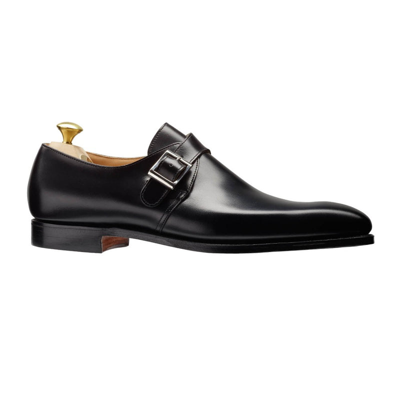 Monkton Black Calf, Crockett & Jones