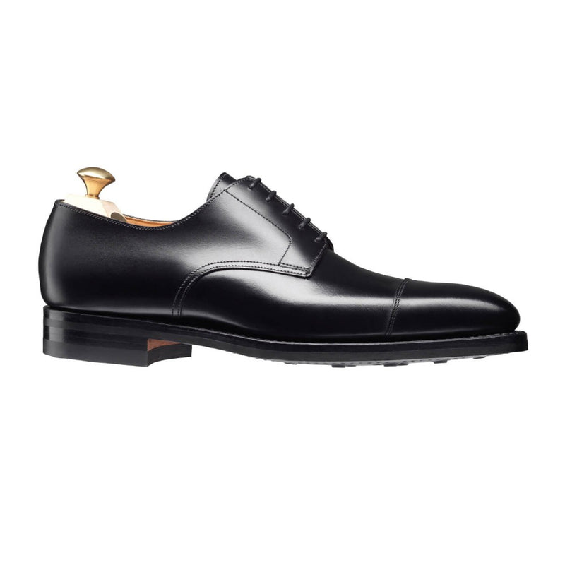 Norwich Black Calf, Crockett & Jones