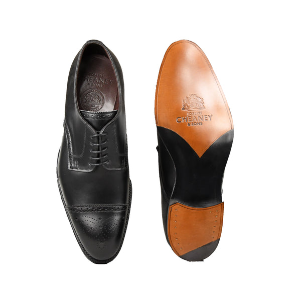 Osborne Black Calf, Joseph Cheaney & sons
