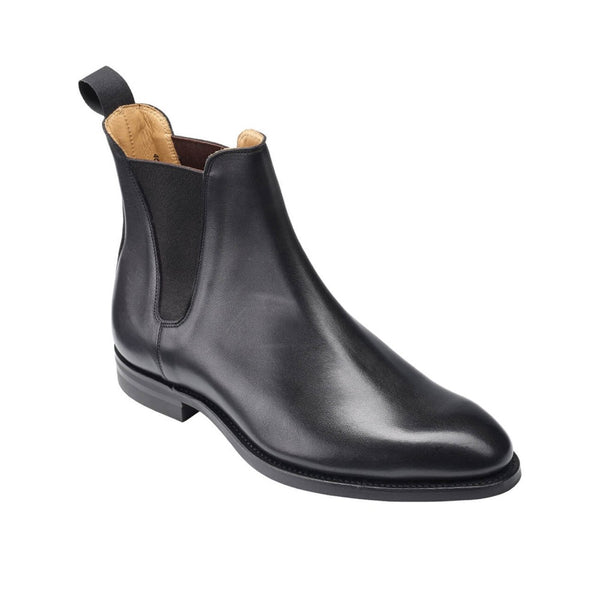 Rachel Black Wax Calf, Crockett & Jones