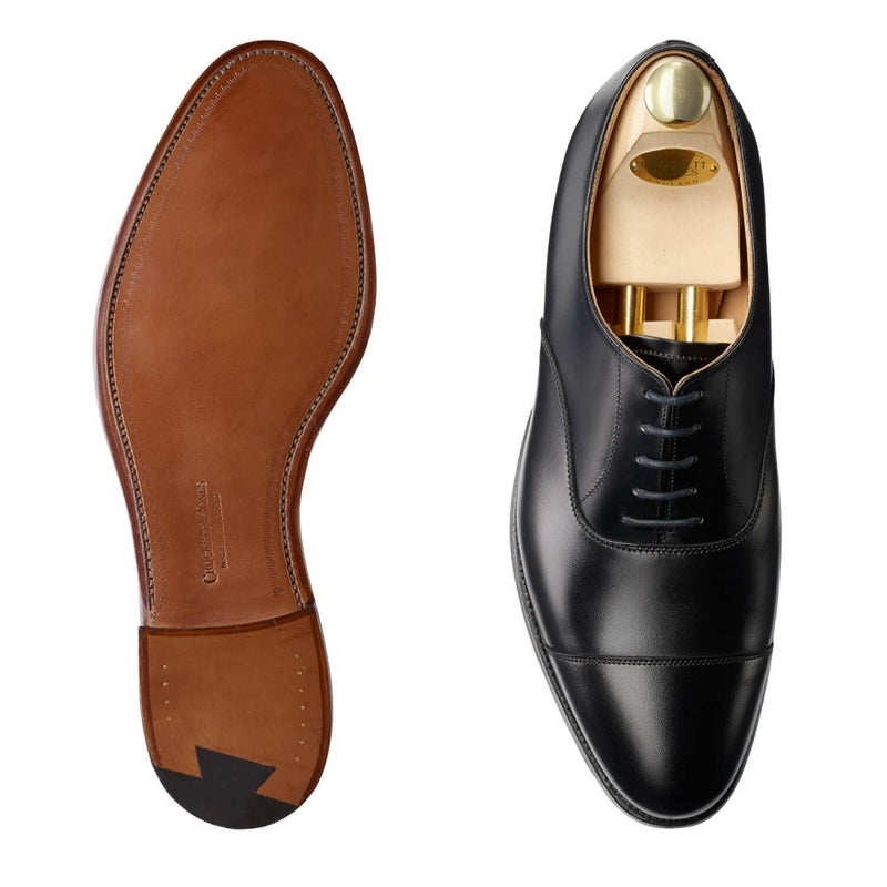 Radstock Black Calf, Crockett & Jones