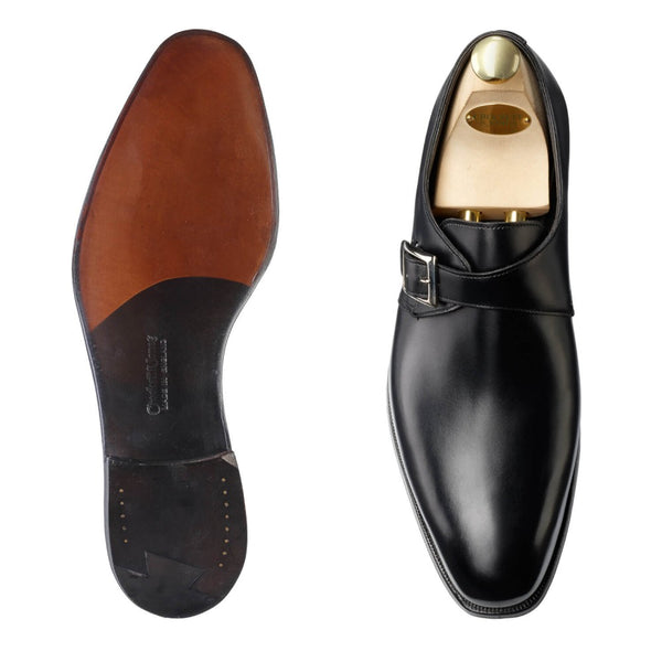 Savile Black Calf, Crockett & Jones