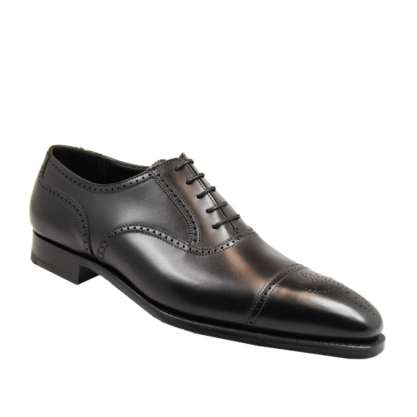Selborne Black Calf, Crockett & Jones