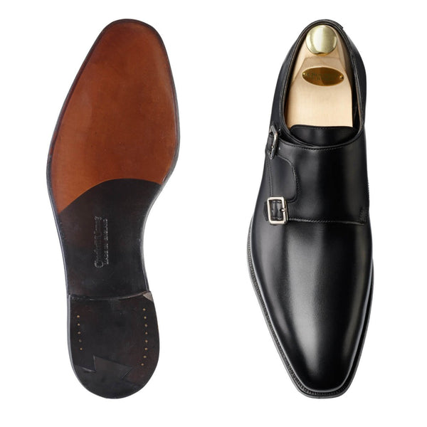 Seymour III Black Calf, Crockett & Jones