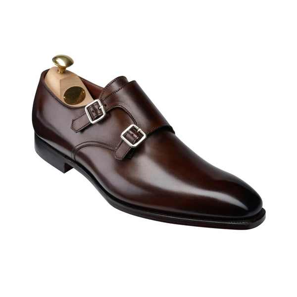 Seymour III Dark Brown Antique Calf