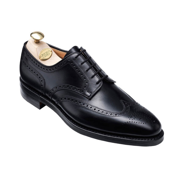 Swansea Black Calf, Crockett & Jones