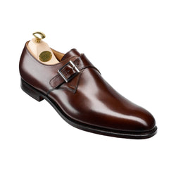 Swindon Dark Brown Burnished Calf
