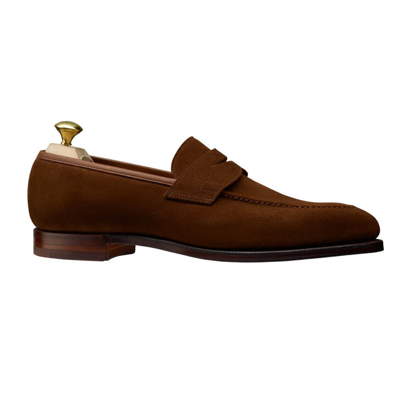 Sydney Snuff Suede, Crockett & Jones