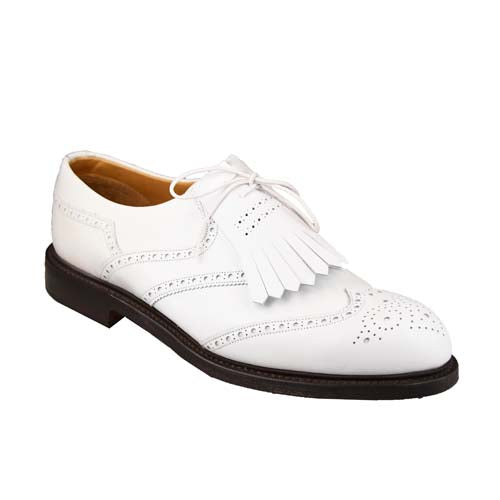 turnberry golfsko White Calf, Joseph Cheaney & Sons