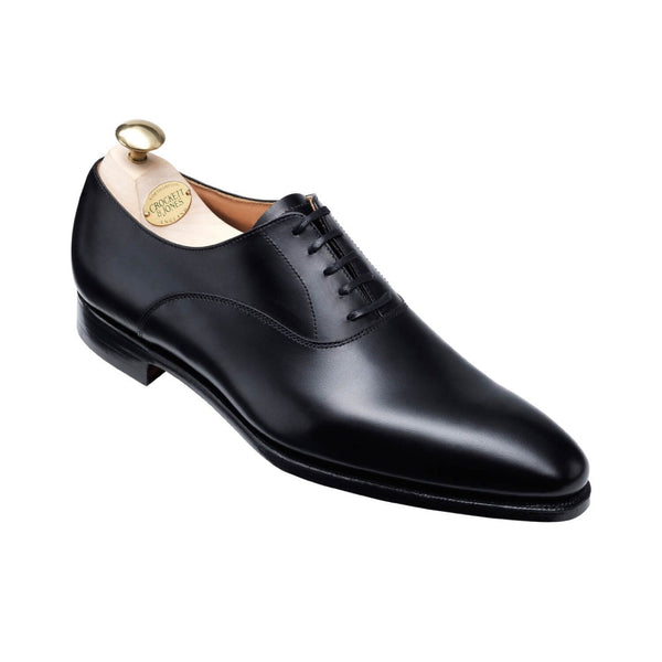 Wembley black calf, Crockett & Jones