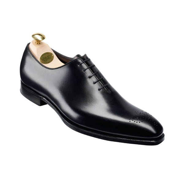 Weymouth II Black Calf, Crockett & Jones