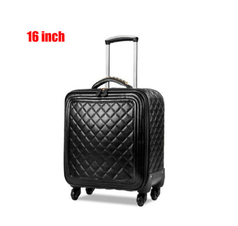 Travel Suitcase and Hand Luggage Set