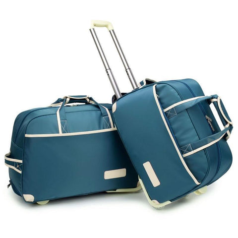 2 in 1 Trolley case and Hand Luggage